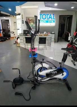 Sepeda kebugaran 6 fungsi