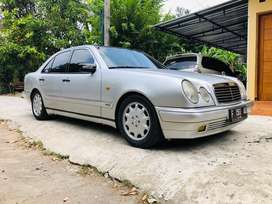 Mercedes Benz E320 elegance mercy w210 thn 97 bstt harley goldwing