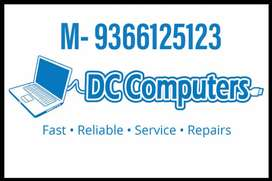 Desktop & Laptop repair done here