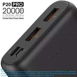 Powerbank Acmic P20 Pro 20.000mah