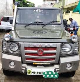 Force Motors Gurkha Soft Top 4X4, 2016, Diesel