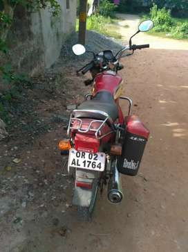 Herohonda splender+  model old but caring like 2-3 years