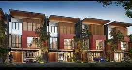 Rumah Baru Cigadung 3 Lantai Kotamadya