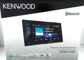Kenwood DDX419BT