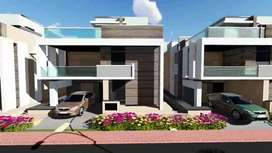 VUDA OPEN PLOTS FOR SALE AT VIZAG IN A GATED COMMUNITY AT DUVVADA