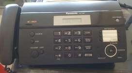 Fax Panasonic KX-FT981
