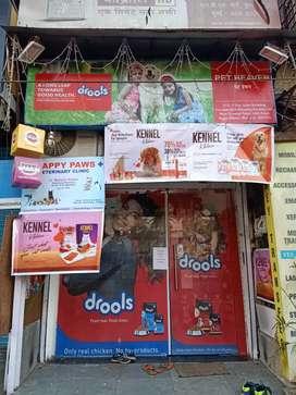 Pet food at your door step