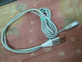 Mivi iphone lighting cable.
