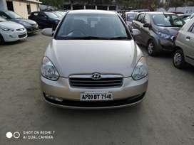 Hyundai Verna VGT CRDi SX ABS, 2009, Diesel