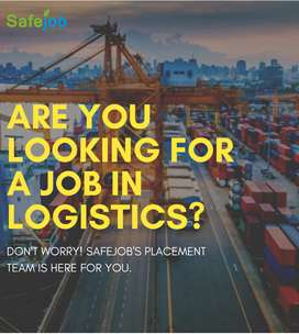 Degree freshers - Logistic Placement Opportunity