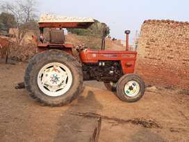 Fiat tractor 75 Hp