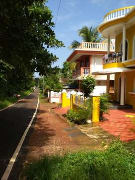 Home for rent in Nuvem 5min from margao