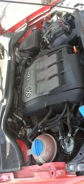 Volkswagen Polo 2012 Diesel 70000 Km Driven