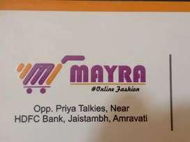 Mayra online fashion