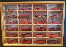 Paket Hotwheels Ferrari Warna Merah