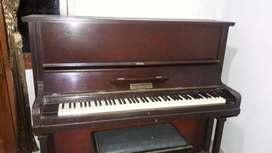 Piano Phonola W. Naessens & Co kayu antik