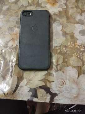 Iphone 7, 32GB, met black colour