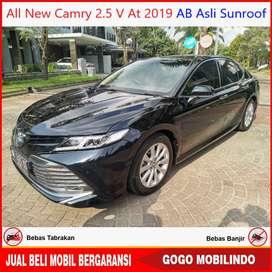 All New Camry 2.5 V At 2019 AB Asli Sunroof Bisa Kredit