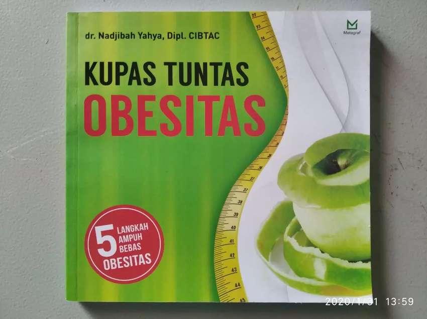 Buku Kupas Tuntas Obesitas