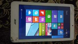 8 inches Acer windows tab best for online classes