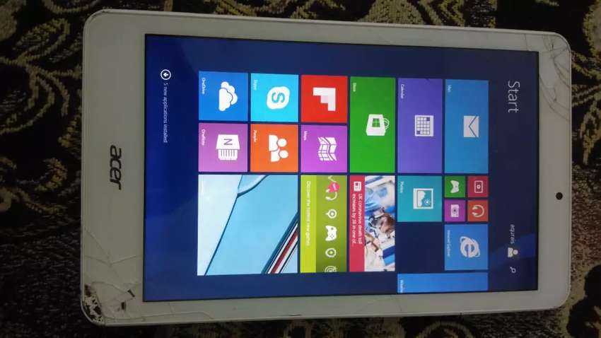 8 inches Acer windows tab best for online classes 0