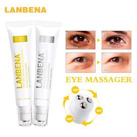 LANBENA Serum Mata Peptide Wrinkle Serum + Snail Repair Eye Serum 20ml