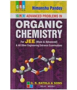 Himanshu Pandey JEE Organic chemistry