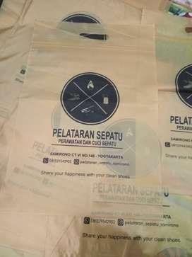 CETAK SABLON PLASTIK BIMA CEPAT DAN MURAH - 102139