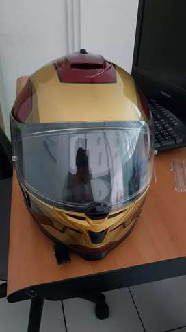 Helm HJC Iron Man series IS-17 uk XL
