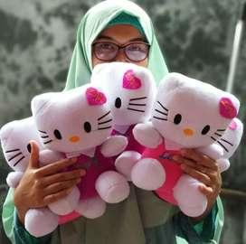 Boneka mini hello kitty