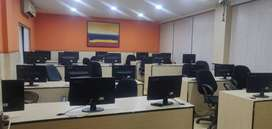 1st floor office space Fully Furnished in Dumlur