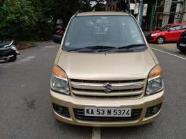 Maruti Suzuki Wagon R LXI BS IV, 2009, Petrol