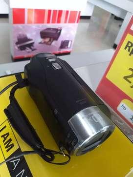 Sony camera handycam hdrpj410