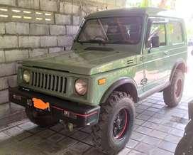 Suzuki Jimny Topi 4x4