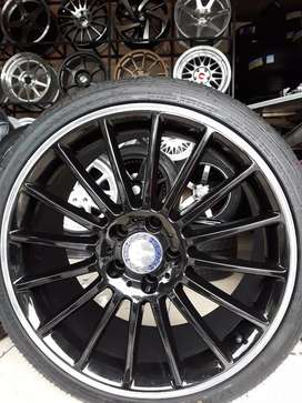VELG AMG R19 L,8.5/9.5+BAN 90% mecy,accord,camry dll
