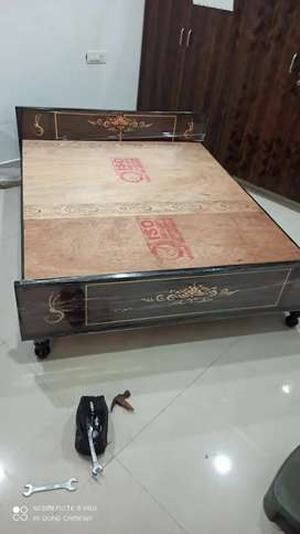 Get All NEW WOODEN BEDS COTS 3/6.4/6.5/6 in very low costt