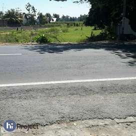 Tanah kavling depan polres Lombok barat T335