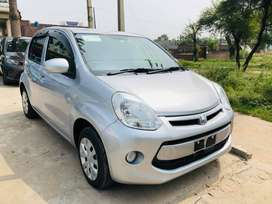 Toyota Passo 2016 -(Get on installment)
