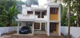 Newly built house in POOTHOTTA