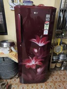 L G refrigerator fridge