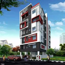 2bed east facing near to high way flat for sale in Madhurawada
