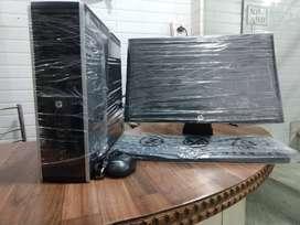 DESKTOP HP i5 3RD GEN/ 4GB RAM/ 500 GB HDD/ 15.6 LCD MODAL-6300/8300