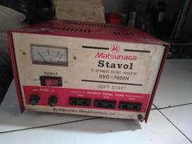 STAVOL MATSUNAGA 1000 Watt