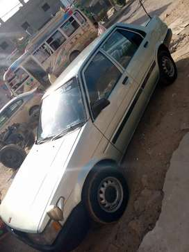 Toyota corolla model 1986 no work required in nar genion outer shawar
