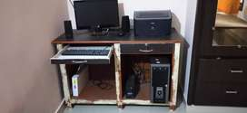 Computer with all accessories