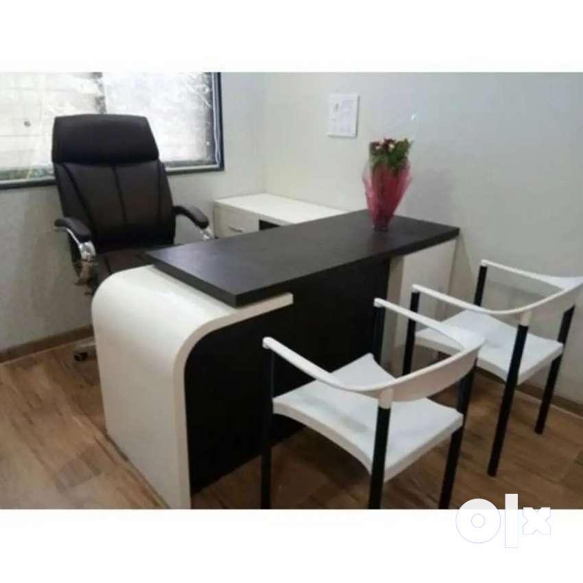 Fully Furnished Office 1 Cabin 1 Conference Room 6 W/S On Rent In NSP