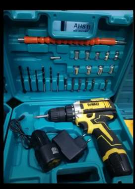 12v cordless drill with all tools