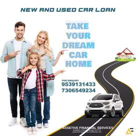 Car loans new & used cars 2012 to 2020