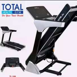 Limited edition treadmill electric motor 3 hp+bluetooth aktif,bisa COD