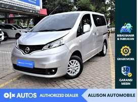 [OLX Autos] Nissan Evalia 2013 1.5 XV MT Bensin Silver #Allison